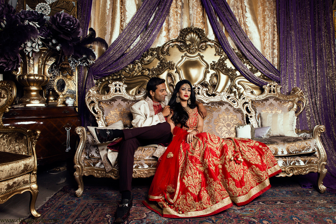 Azha & Sriram - Fine Art Wedding